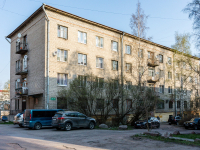 , Nekrasov st, house 19. Apartment house