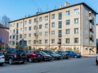 , Nekrasov st, house 21. Apartment house