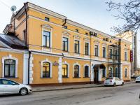 , Nikolaev alley, 房屋 3. 旅馆