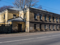 , st Ostrovnaya, house 6. Apartment house