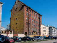, st Pervomayskaya, house 2. Apartment house
