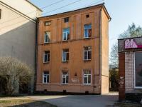 Выборг, улица Первомайская, дом 5. многоквартирный дом