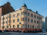 , st Pervomayskaya, house 6. Apartment house