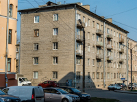 , Pervomayskaya st, house 8. Apartment house