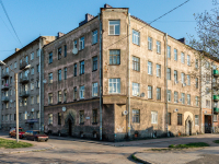 , st Pervomayskaya, house 10. Apartment house