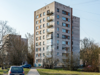 , st Pervomayskaya, house 13. Apartment house