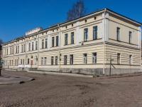 Выборг, улица Петровская, дом 2. многоквартирный дом
