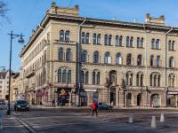 , Pionerskaya st, house 4. court