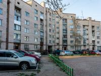 , Pogranichnaya st, house 4. Apartment house