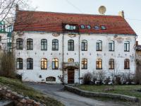, Podgornaya st, house 12. Apartment house