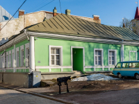 , st Porogonnaya, house 7. office building