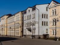 Выборг, улица П.Ф. Ладанова, дом 3. школа Церковно-приходская