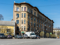 , Leningradskoe road, house 15. Apartment house
