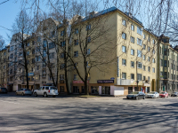 , Leningradskoe road, house 21А. Apartment house