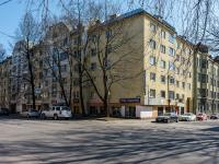 Выборг, Ленинградское шоссе, дом 21А. многоквартирный дом