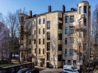 , Leningradskoe road, house 3. Apartment house