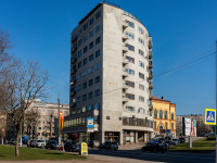 Выборг, Ленинградское шоссе, дом 7. многоквартирный дом