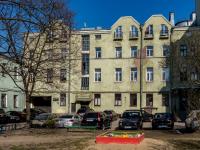 , Leningradskoe road, house 10Б. Apartment house