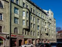 , Leningradskoe road, house 12. Apartment house