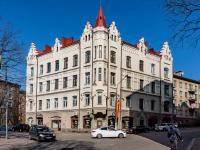 Выборг, Ленинградское шоссе, дом 16. многоквартирный дом