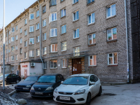, Ushakov st, house 10. Apartment house