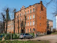 , st Titov, house 4. Apartment house