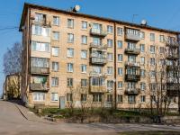 , st Titov, house 6. Apartment house