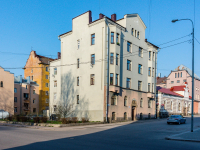 , Turgenev st, house 5. Apartment house