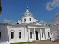 Bronnitsy, cathedral Михаила Архангела собор и Иерусалимская церковь, Sovetskaya st, house 61А
