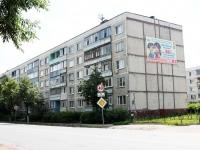 Bronnitsy, Sovetskaya st, house 72. Apartment house