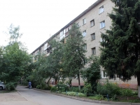 Bronnitsy, Sovetskaya st, house 115. Apartment house