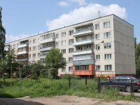 Bronnitsy, Sovetskaya st, house 133. Apartment house
