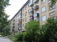 Bronnitsy, Sovetskaya st, house 137. Apartment house