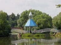 Бронницы, мост через Кожурновский прудулица Советская, мост через Кожурновский пруд