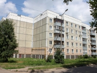 Bronnitsy, Moskvoretskaya st, house 15. Apartment house