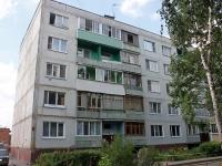 Bronnitsy, Moskvoretskaya st, house 40. Apartment house