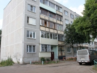 Bronnitsy, Moskvoretskaya st, house 42. Apartment house