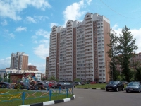 Zheleznodorozhny, Avtozavodskaya st, house 4 к.2. Apartment house