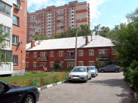 neighbour house: st. Avtozavodskaya, house 7. Apartment house