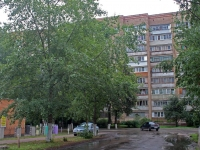 Zheleznodorozhny, Glavnaya st, house 9. Apartment house