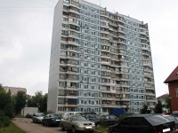 Zheleznodorozhny, Glavnaya st, house 22. Apartment house