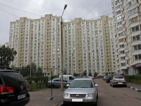 neighbour house: st. Granichnaya, house 9. Apartment house