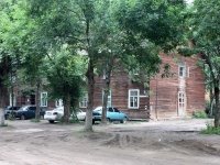 Zheleznodorozhny, Zhilgorodok st, house 30. Apartment house