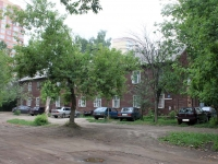 Zheleznodorozhny, Zhilgorodok st, house 32. Apartment house