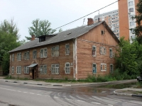 Zheleznodorozhny, Zhilgorodok st, house 46. Apartment house