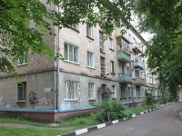 Zheleznodorozhny, Zhilgorodok st, house 63. Apartment house