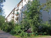 neighbour house: st. Kolkhoznaya, house 3. Apartment house
