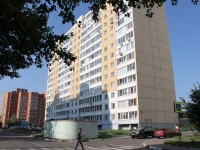 neighbour house: st. Kolkhoznaya, house 8. Apartment house