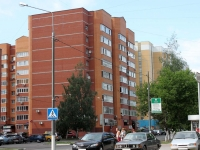 Zheleznodorozhny, Kolkhoznaya st, house 12 к.3. Apartment house