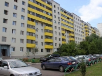 neighbour house: st. Lugovaya, house 2. Apartment house